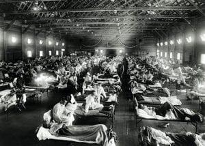 Reflections from Influenza with Coronavirus